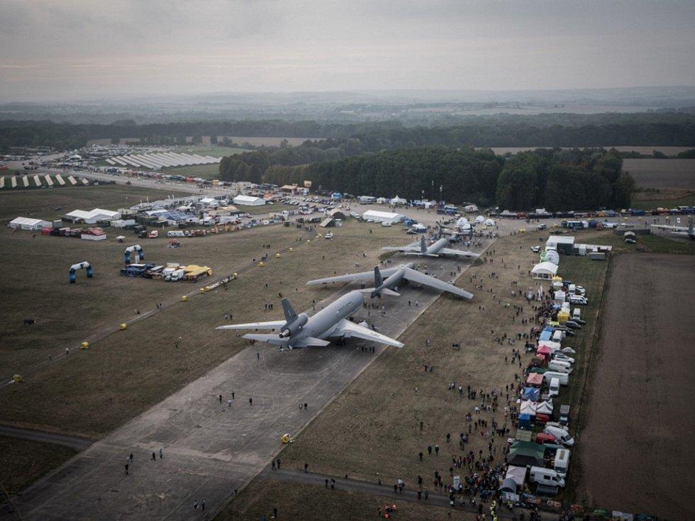 Dny NATO v Mošnově.