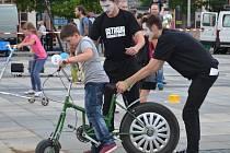 Ostravský Festival v ulicích 2015.