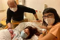 Gynekologicko-porodnická klinika FN Ostrava zaznamenala úbytek dětí s malou porodní váhou.