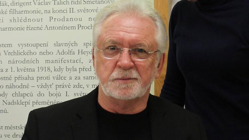 Jaromír Hanzlík.