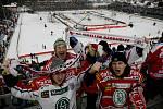 Na stadionu, kde hraje své domácí zápasy fotbalový Baník, chce Ostrava v lednu uspořádat Winter Classic. Hokejisté Vítkovic na něm vyzvou v regionálním derby Třinec, ale také mistrovskou Kometu Brno. V Česku se zatím hrály hokejové zápasy pod širým nebem