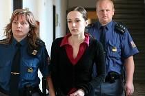 Romana Pítrová z Frenštátu pod Radhoštěm zavraždila své právě narozené dítě.