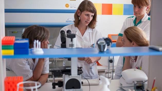 PRVNÍ BIOBANKA. K dlouhodobému uskladňování biologického materiálu pacientů bude sloužit historicky první biobanka v Moravskoslezském kraji.