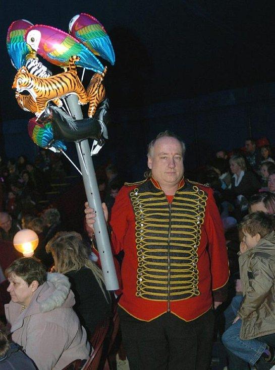 Cirkus Carini se představuje ostravskému publiku
