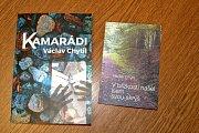 Poslední kniha Václava Chytila (vlastním jménem Vítězslava Bělovského) Kamarádi a jeho sbírka básní V blízkosti našel jsem svou skrýš.
