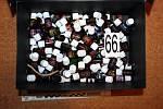 Celníci zajistili věci, které se používaly při rituálech. Foto: Celní správa