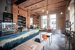 Kavárna STORYof... coffee & bar na Nádražní ulici, 23. července 2020 v Ostrava.