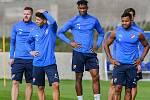 Fotbalový Baník Ostrava hlásí čtyři nakažené fotbalisty, kteří dnes měli pozitivní test na onemocnění covid-19. Ilustrační foto.