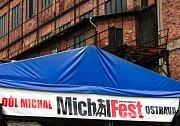 Michalfest v areálu Dolu Michal.