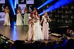 Vyhlášení české Miss 2018 v Gongu.