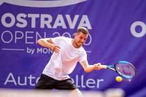Tenisový turnaj Ostrava OPEN, 4. září 2020 v Ostravě.