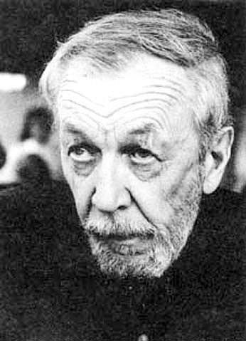 Filmový režisér František Vláčil.