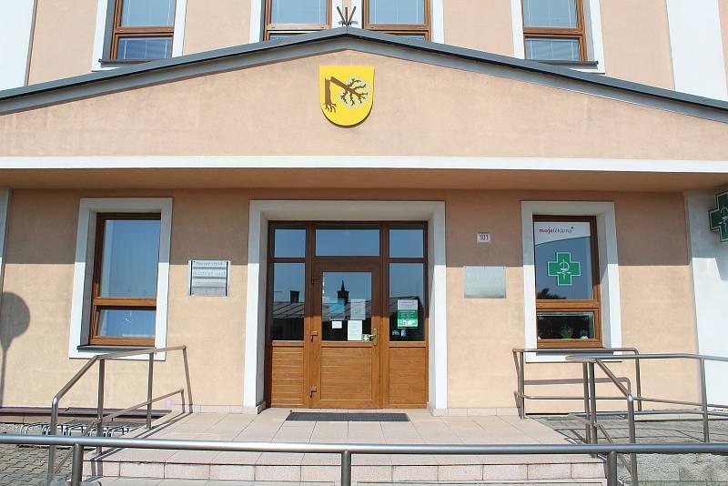 Zdravotní středisko ve Velké Polomi.