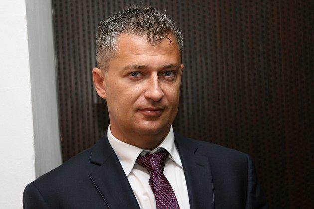 Daniel Morys, ředitel Dopravního podniku Ostrava