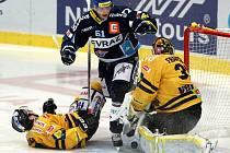 HC Vítkovice Steel - HC Verva Litvínov.
