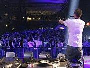 První den druhého ročníku Beats for Love v Ostravě.