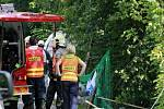 Ke smrtelné havárii došlo v neděli v Ostravě při 8. ročníku motocyklových závodů na Okruhu Františka Bartoše.