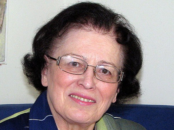 Eva Šeinerová, sbormistryně, Karviná
