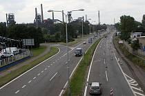 Začala oprava Místecké ulice v Ostravě