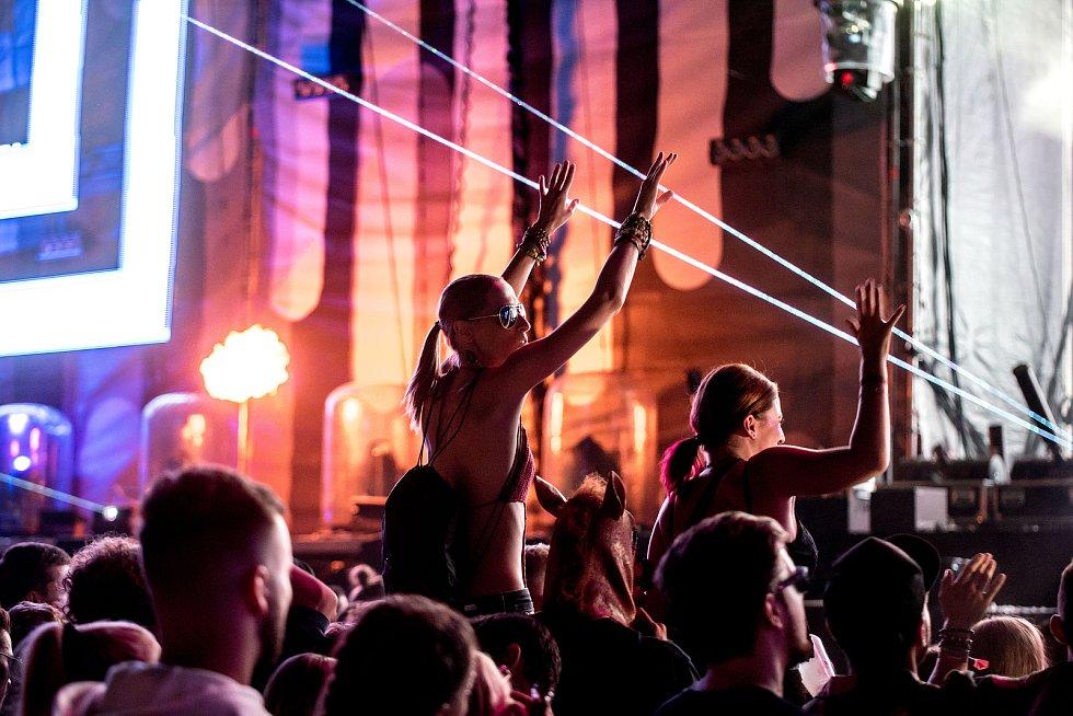 Festival Beats For Love v Ostravě je jednou z kulturních událostí kraje.