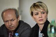 Debata o nové spalovně v Ostravě od společnosti SUEZ, 6. března 2019 v Ostravě.