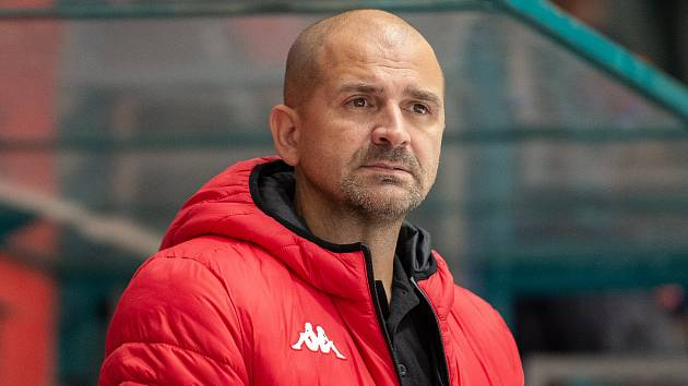 Chance liga: Poruba – Havířov, 11. zaří 2019 v Ostravě. Na snímku Miloš Holaň.