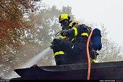 Na místě zasahovaly tři hasičské jednotky.