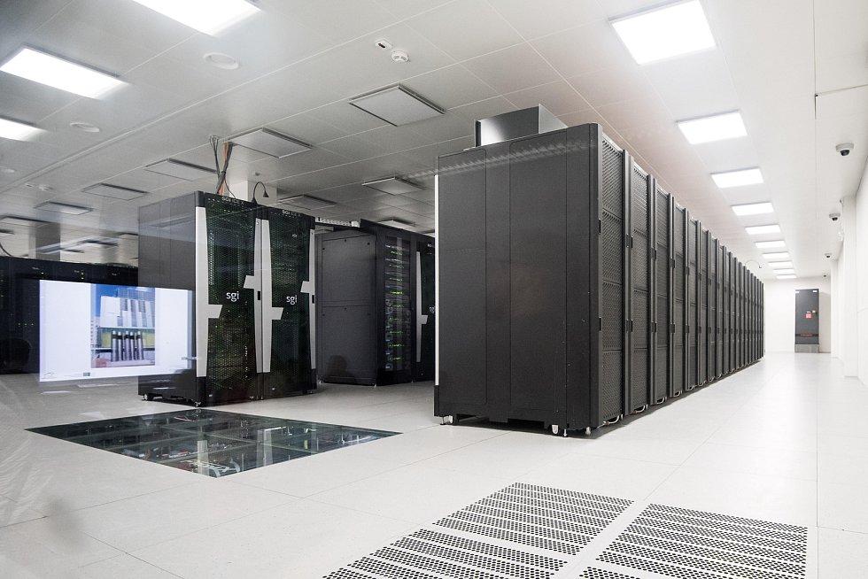 Slavnostní spuštění superpočítače Salomon, 15. září 2015 v Ostravě