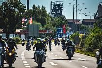 Mezinárodní soutěž v motocyklovém kaskadérství Czech Stunt Day 2020. 22-23.8.2020 v Ostravě.