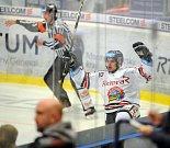 HC Vítkovice Ridera - HC Piráti Chomutov.