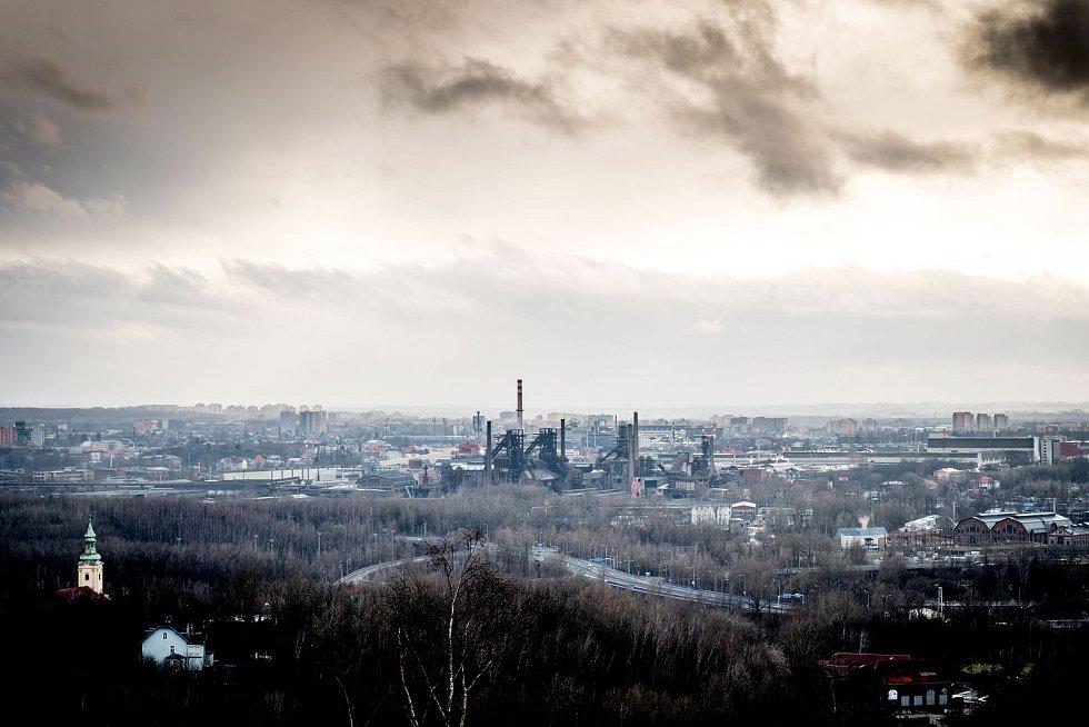 Ostrava. Ilustrační foto.