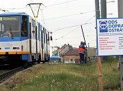 Oprava Frýdlantských mostů v centru Ostravy potrvá až do října