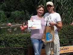 Koncem tohoto týdne ostravská zoologická zahrada přivítala svého letošního 328 621. návštěvníka - pana Adriana Machona z polského města Ruda Śląska ležícího nedaleko Katowic. Přesně tolik návštěvníků přivítala Zoo Ostrava v loňském roce.