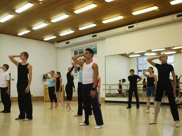 Multižánrová letní škola baletu a tance Ballet & Dance Workshop Ostrava 2008.