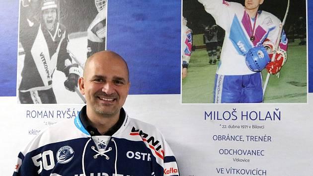 Miloš Holaň oslavil 22. dubna 2021 jubilejní 50. narozeniny.