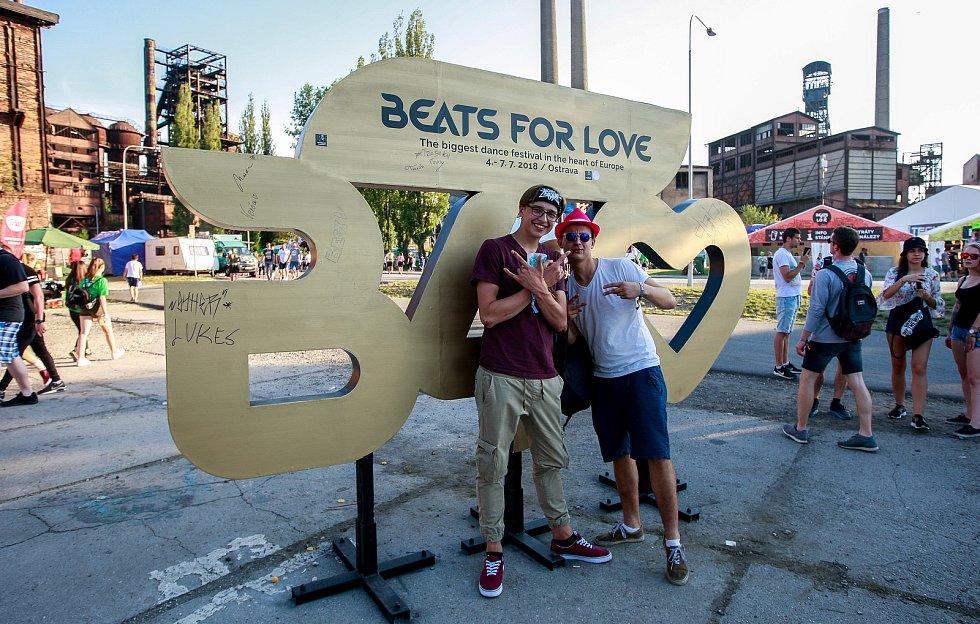 Beats for love v Dolních Vítkovicích.