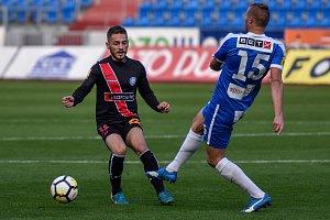 Fotbal: Vítkovice - Frýdek-Místek