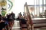 Rozloučení s oběťmi bohumínského požáru v Karviné.