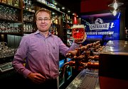 Speciální čtrnáctistupňové pivo Ostravaru s názvem Grifel je podle vrchního sládka ideální pivo na zimu.