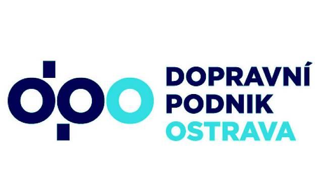Ostravský dopravní podnik má nové logo.