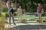 Golf Park Lhotka v Ostravě hostil partnery Deníku.
