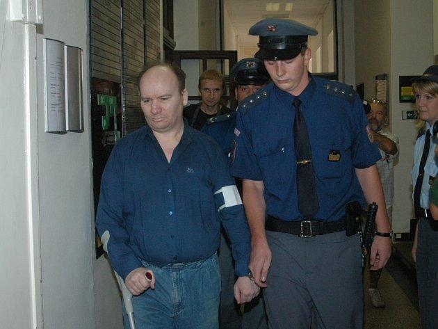 Odsouzený Miroslav Matonoha