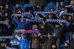 Utkání 25. kola první fotbalové ligy: FC Baník Ostrava - FK Mladá Boleslav, 16. března 2019 v Ostravě.