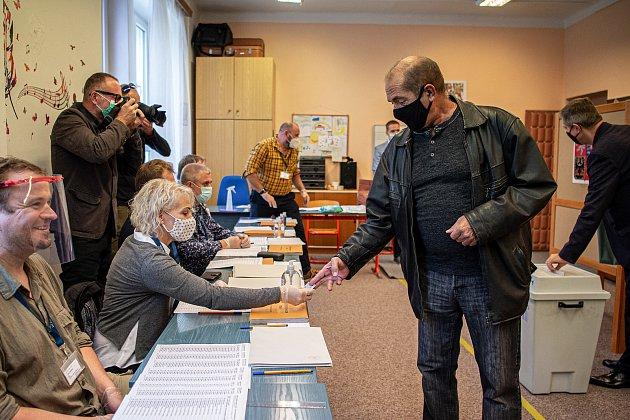 Senátní volby 2020 - obvod Ostrava-město