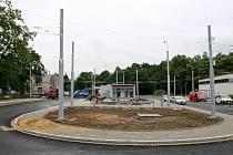 Dostavba terminálu Hulváky si vyžádá týdenní výluku.