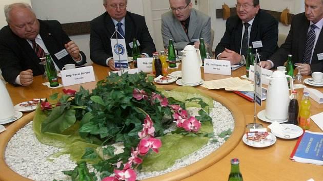 Ilustrační foto z konference podnikatelů v Ostravě