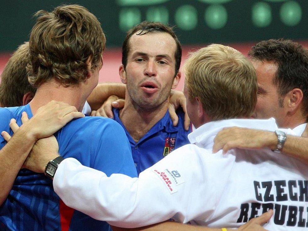 Davis cup 2009 Ostrava
