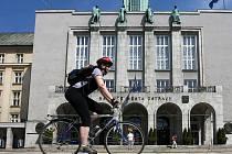 Cyklistická projížďka, Prokešovo náměstí-