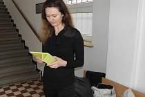 Lada Bělašková u odvolacího soudu zopakovala, že nic neudělala. Soud nepřesvědčila.