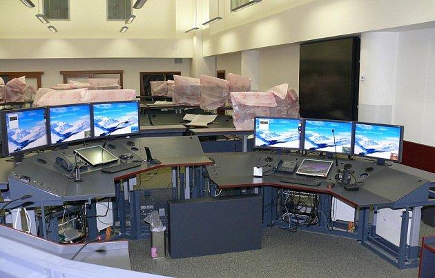 Integrované bezpečnostní centrum v Ostravě se nyní vybavuje nejmodernějšími technologiemi.